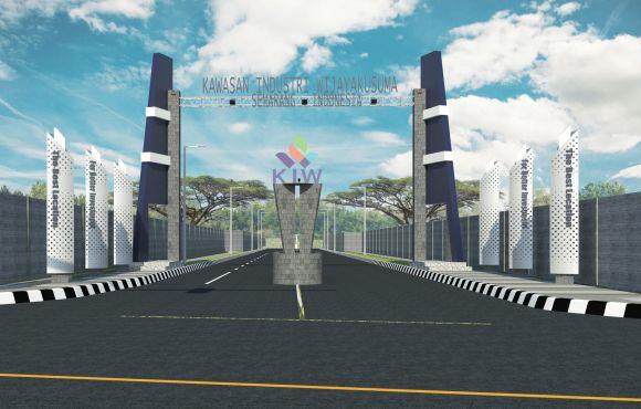 KIW Welcome Gate
