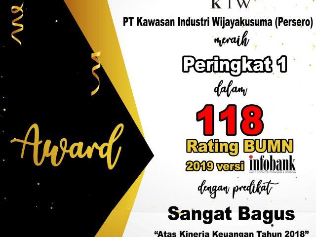 INFOBANK BUMN AWARD 2019