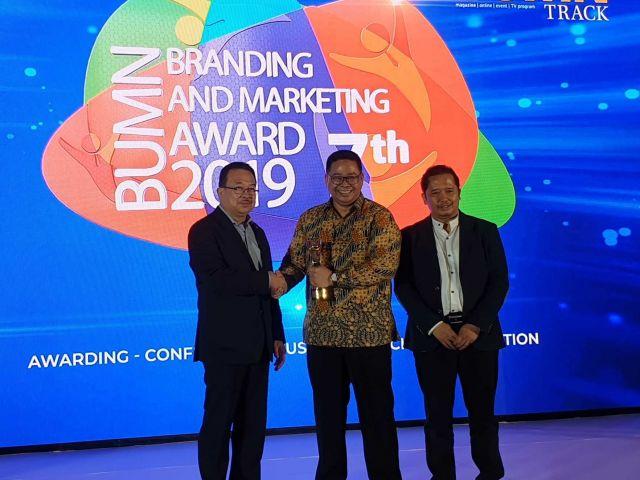 BUMN Branding & Marketing Award 2019 KIW SEMARANG