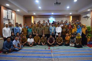 Akhir Tahun, Keluarga PT. KIW (Persero) Bermuhasabah Bersama