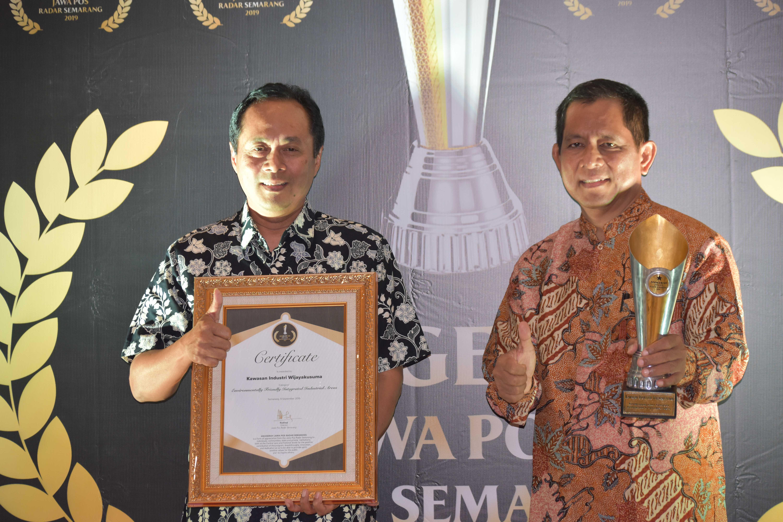 Anugerah Jawa Pos Radar Semarang 2019 KIW