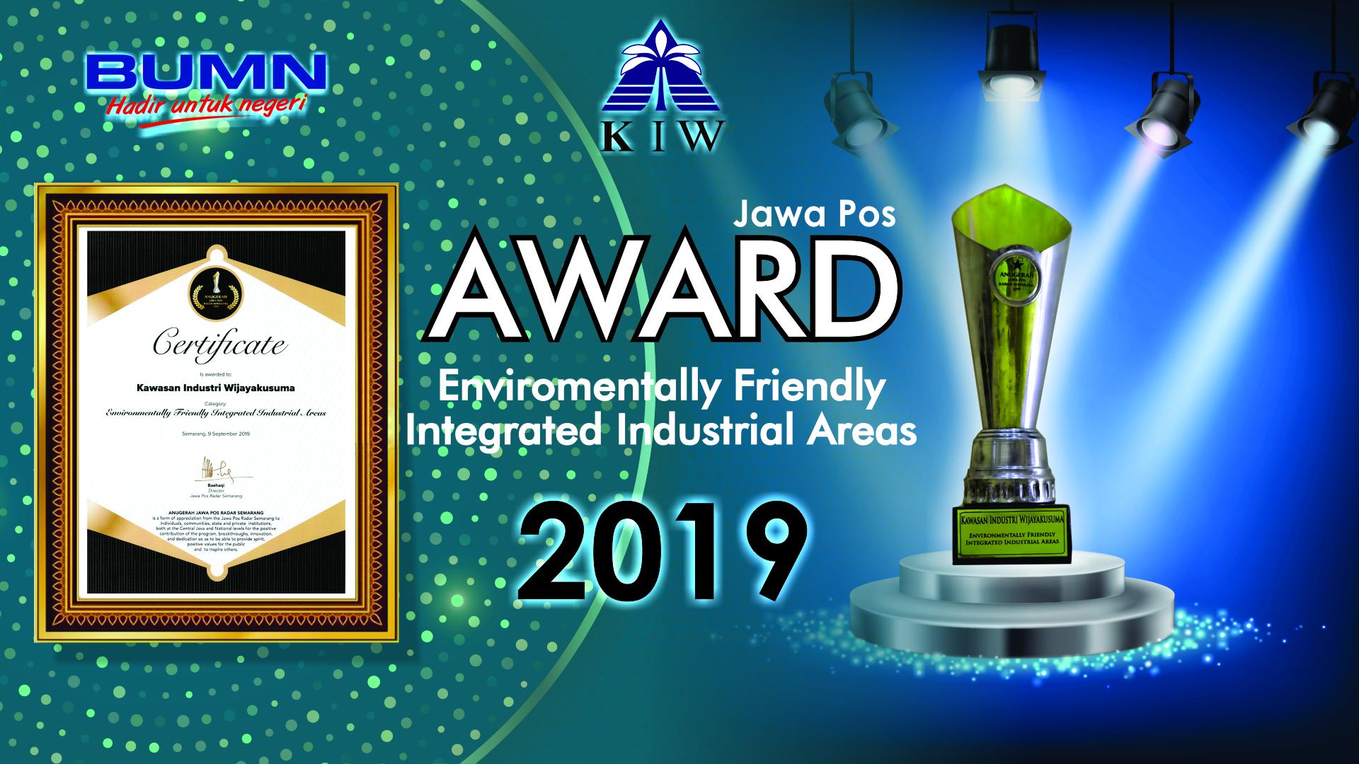 KIW Jawa Pos Award 2019
