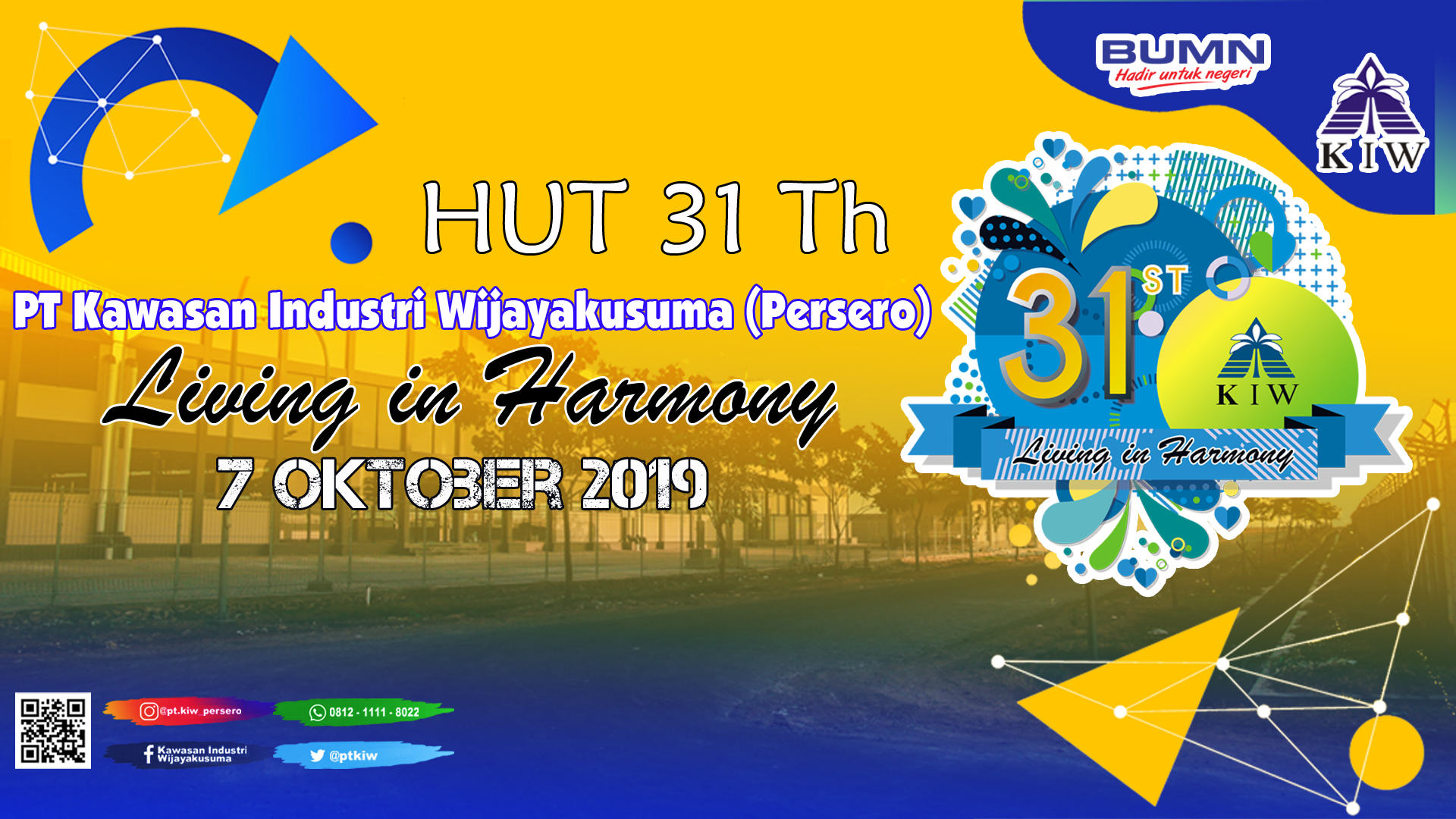 HUT KIW 31 TH