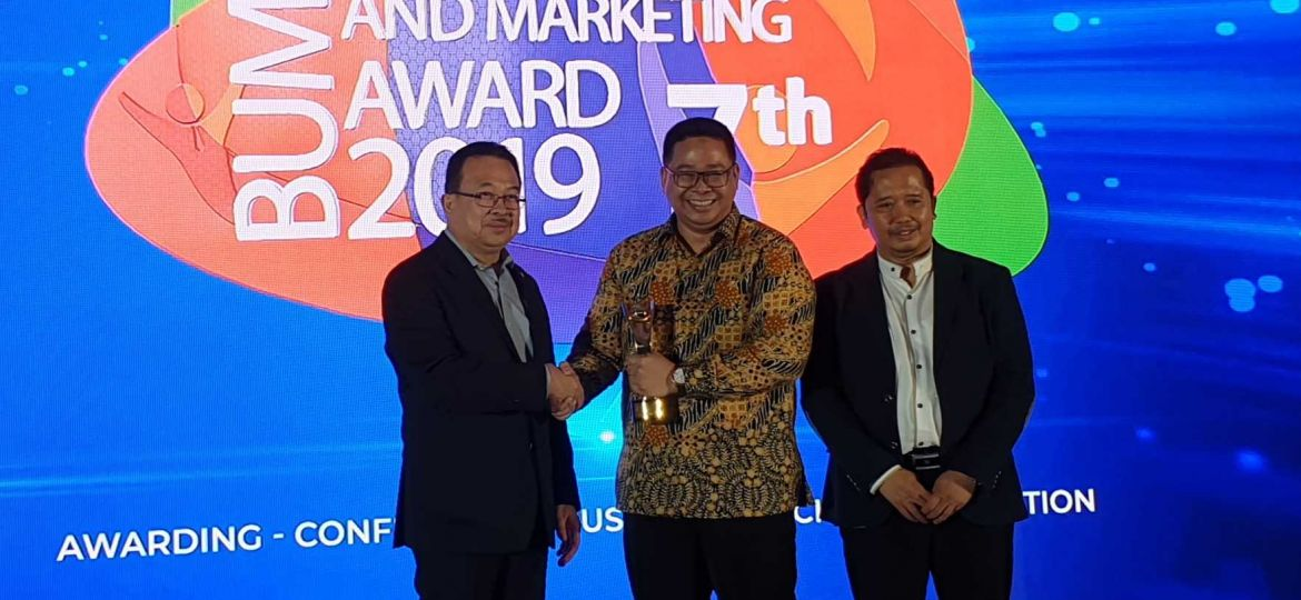 BUMN Branding & Marketing Award 2019 KIW SEMARANG