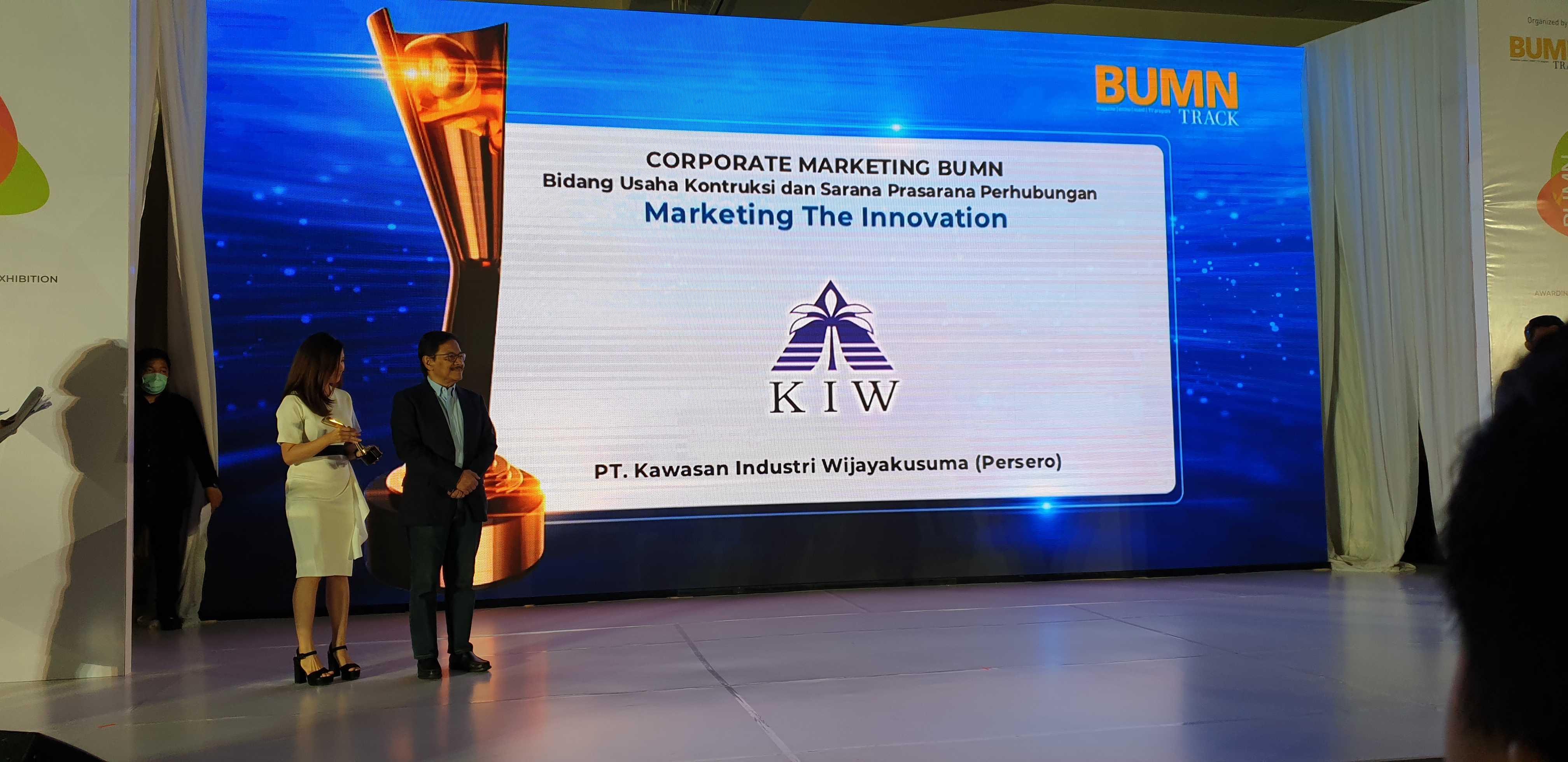 BUMN Branding & Marketing Award 2019